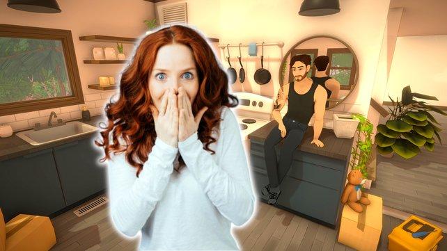 """""""Die Sims 4""""-Spieler sollten aufhorchen: Paralives zeigt einen bombastischen Gameplay-Trailer. Bildquelle: Paralives, Getty Images/stockfour."""