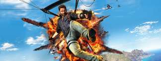 """Tests: Just Cause 3: Die """"Ein Mann""""-Armee kehrt zurück"""