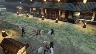 Samurai-Kissenschlacht
