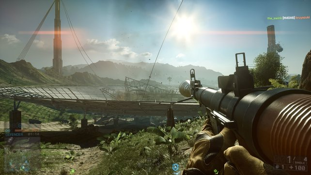 Das neue Battlefield soll sich stärker an Battlefield 4 als am direkten Vorgänger Battlefield 1 orientieren.