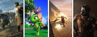 Bilderstrecken: 2017: Spiele, die uns ziemlich enttäuscht haben