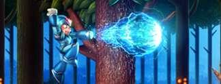 Unglaubliche Photoshop-Künste: Mega Man X in neuem Gewand
