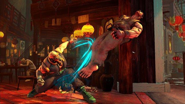 Street Fighter 5: ein Schlag ins Gesicht.