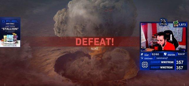Ein krasser Rekord on CoD: Modern Warfare wurde ausgrechnet durch einen Cheater beendet.