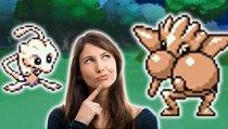 Erkennt ihr die Sprites der Pokémon der 1. Generation?