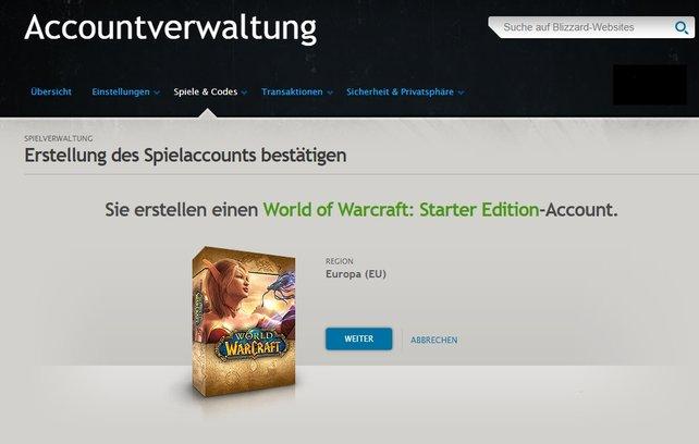 Mit der kostenlosen World of Warcraft Starter Edition könnt ihr  Blizzard MMORPG so lange testen, wie ihr möchtet.