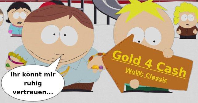 """In diesem Guide erfahrt ihr alles, was ihr zum Thema """"Gold kaufen"""" in WoW: Classic wissen müsst."""