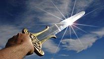 Schwertangriff wegen unterbrochener Spiele-Session