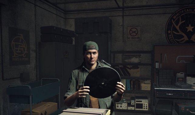 Für den Diskjockey Wheaty müsst ihr einige Plattenkisten in Far Cry 5 finden.