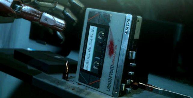 Versteckte Kassetten liefern euch neue Musikstücke.