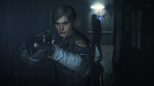 Resident Evil 2 im Sale.