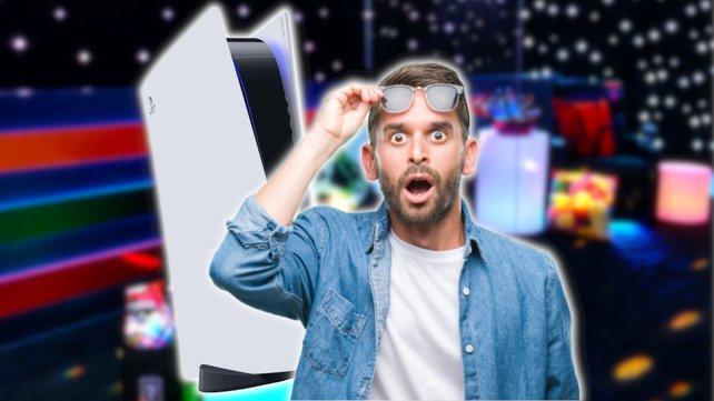 Da können Konsolen-Fans nur Staunen. Ein besonderes PS5-Erlebnis ist jetzt einfach buchbar.