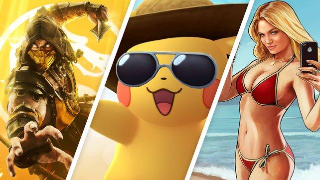 Diese zehn Spiele wurden in einigen Regionen der Welt verboten.