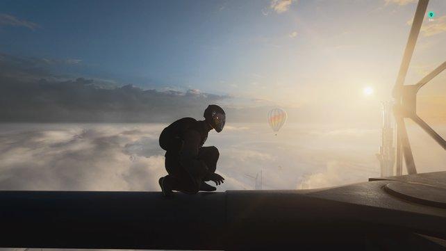 Begleitet Agent 47 auf sein letztes Abenteuer und bestaunt dabei die neuen Schauplätze.