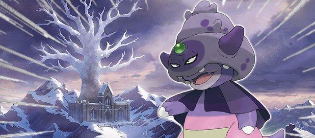 Laschoking macht in Pokémon ab sofort die Galar-Region unsicher.