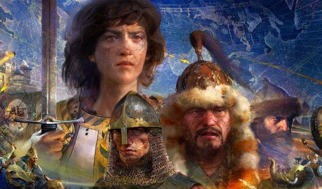 Entdeckt die Welt um euch herum und schützt euer Volk in Age of Empires 4. Bild: Xbox Game Studios