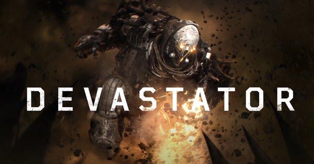 Der Verwüster (engl. Devastator) ist mächtig und hält unheimlich viel Schaden aus.
