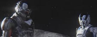 Mass Effect - Andromeda: Neues Video gibt Hinweis auf die Zeitlinie