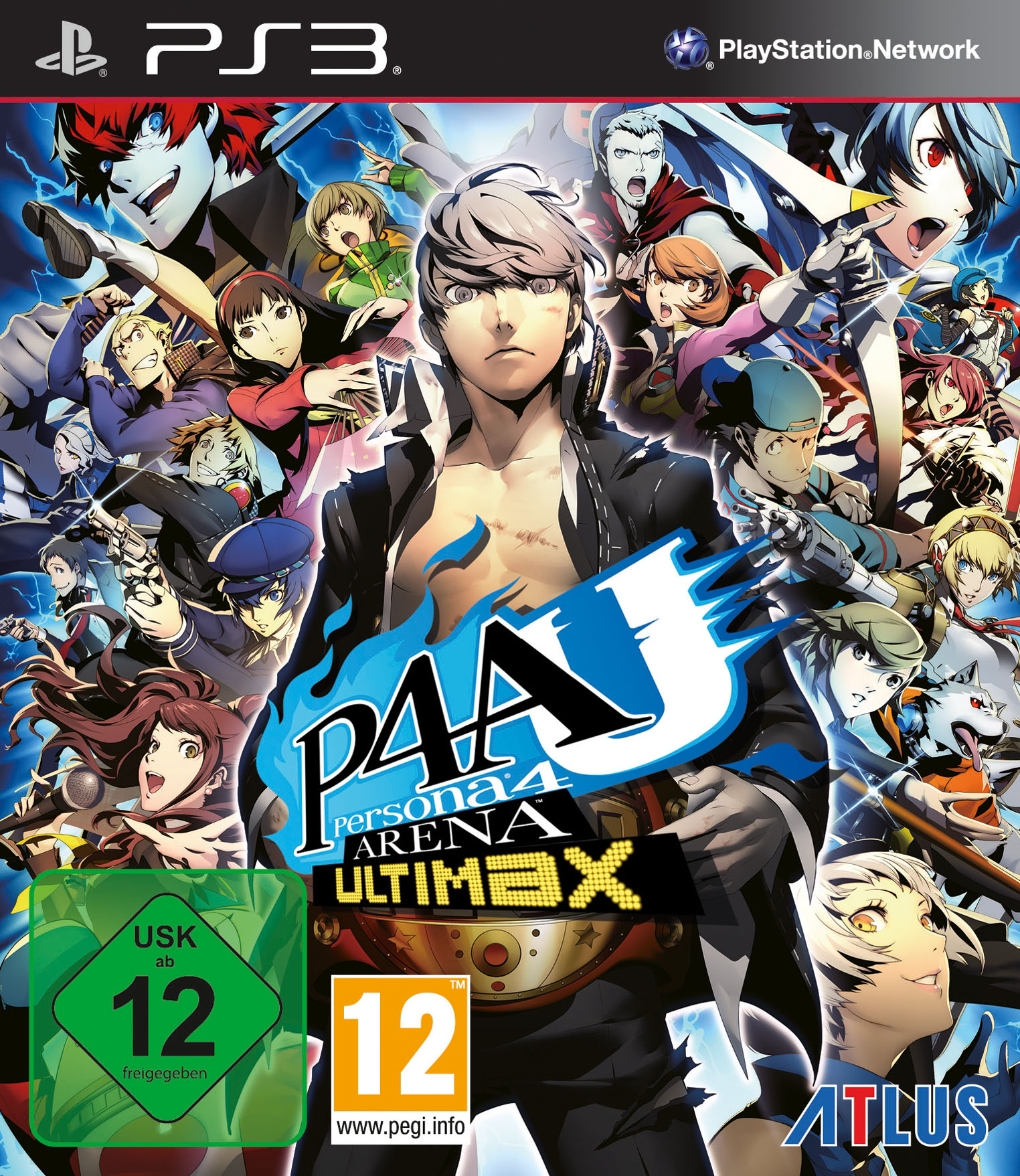 Persona 4 - Arena Ultimax