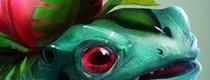 Pokémon: Künstler Sergio Palomino gestaltet die Taschenmonster als realitätsnahe Tiere