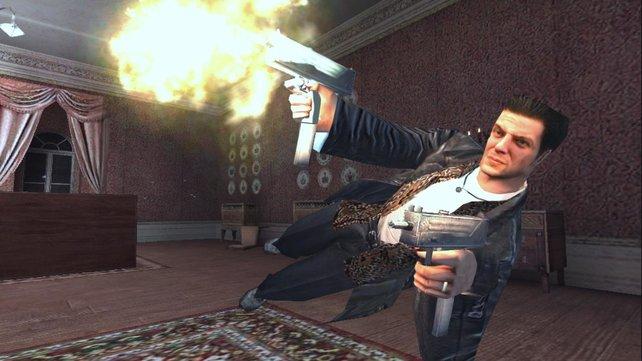 Auch das erste Max Payne befand sich lange Zeit auf dem Index, bevor es endlich in Deutschland zugelassen worden ist.