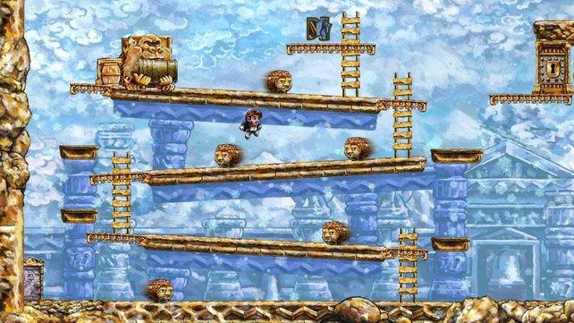 Braid: Sicher nicht schlecht, aber gab es solche Spiele nicht schon zu SNES-Zeiten?