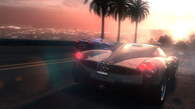 """Grenzenlos: In """"The Crew"""" könnt ihr von Beginn an durch die gesamten virtuellen USA fahren."""