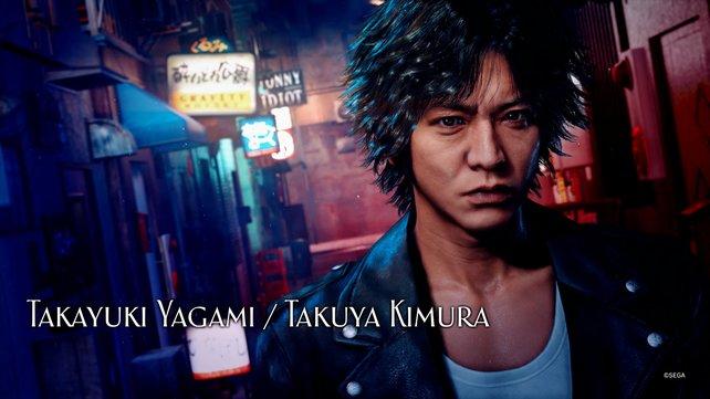 Takayuki Yagami ist auch in Lost Judgment die Hauptfigur und bringt mit seinem trockenen Humor Schwung in die Hauptgeschichte.