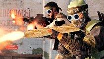 Streamer spielt Call of Duty mit Baguette
