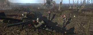 Specials: Der Erste Weltkrieg in Videospielen: Battlefield 1 ist nicht der erste Versuch