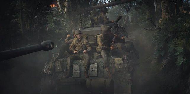 Welche Waffen wird es in CoD - WW2 geben? Unsere Bilderstrecke zeigt sie euch.