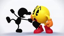 Super Smash Brothers - Pac-Man hungers for battle E3-Trailer