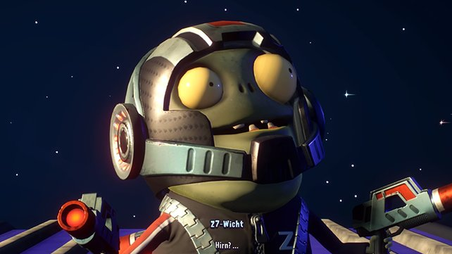 Mass Effect lässt grüßen.