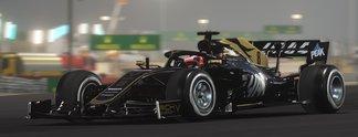 Tests: Noch mehr Details, noch mehr Formel-Sport
