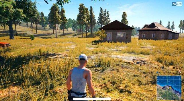PlayerUnknown's Battlegrounds: ReShade für bessere Grafik