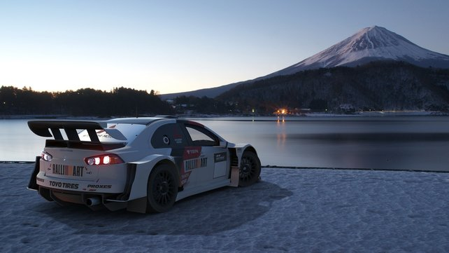 Erst im Foto-Modus zeigt GT Sport wie gut Rennsport aussehen kann.