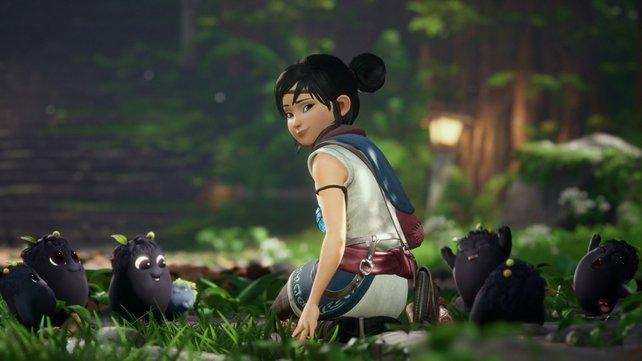 Die Rotts gehören zu den Sammelobjekten in Kena: Bridge of Spirits. Von diesen Wesen gibt es genau 100 Stück im Spiel.