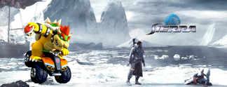 Assassin's Creed - Rogue, Uffruppe, Mario Kart, Sierra und PlayStation 4: Die Video-Wochenschau