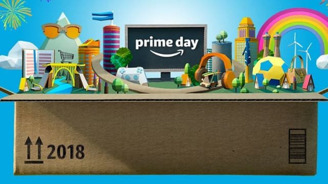 Los geht's: Amazon Prime Day 2018