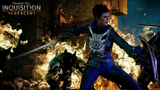 The Descent ist einer der DLCs zu bislang jüngsten Serienteil Dragon Age - Inquisition.