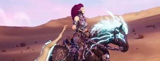 Auch Fury hat ein treues Pferd