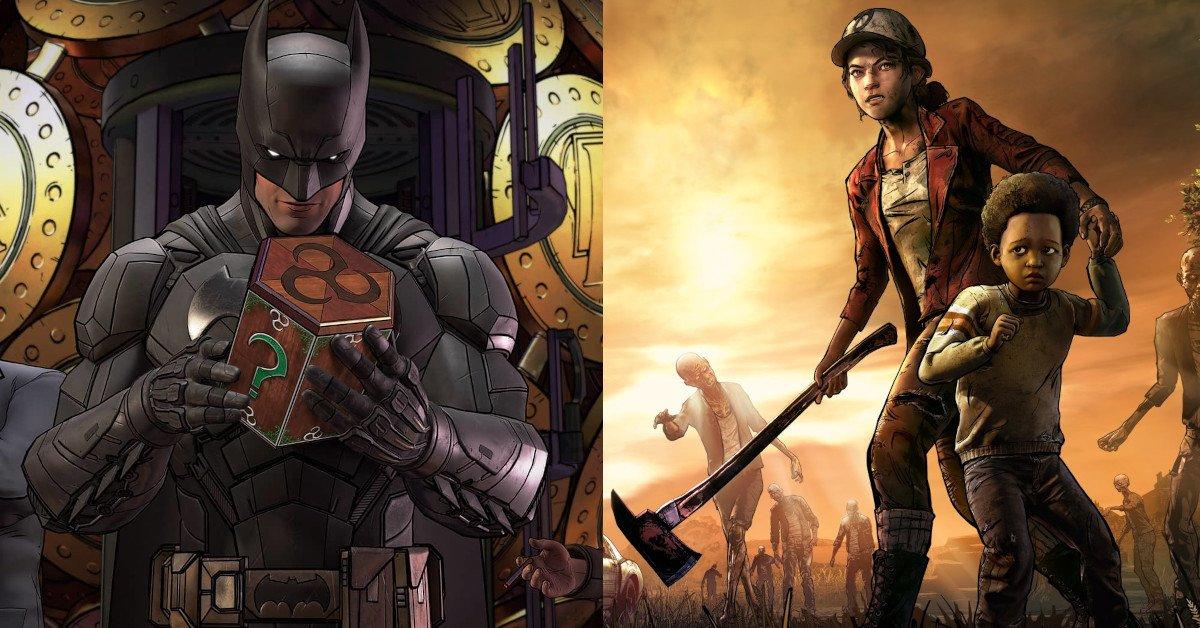 Humble Bundle: Batman und The Walking Dead jetzt schon ab 1 Euro