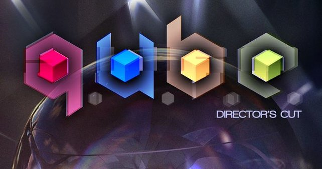 Würfel und Farben sind die Grundbestandteile von Q.U.B.E.