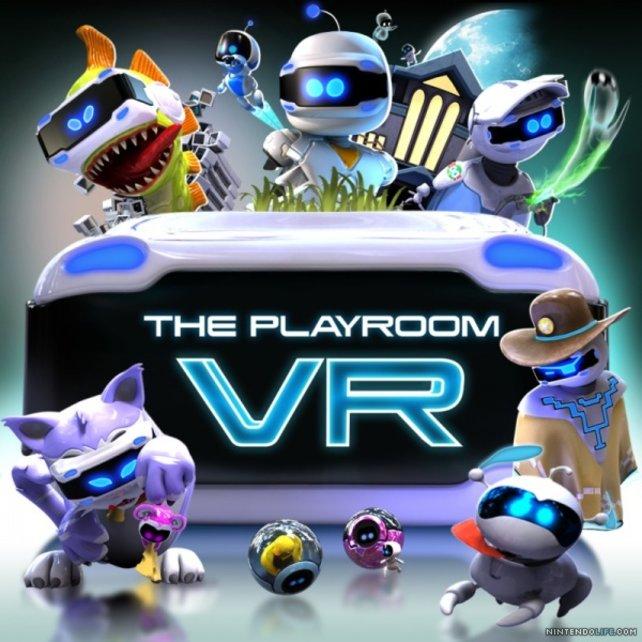 Bei The Playroom gibts Spiele für lau.
