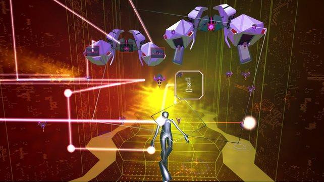 REZ wurde als REZ Infinite auf dem PC neu veröffentlicht.