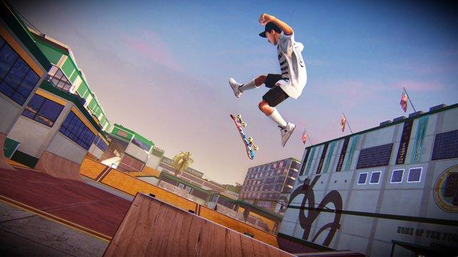 Jeden Tag Tony Hawk Pro Skater 5 spielen? Yay!