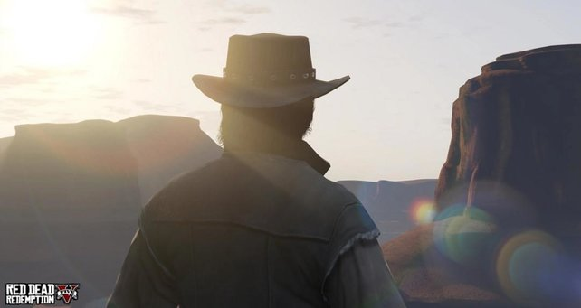 Auch schon weg vom Fenster: Die Verschmelzung von Red Dead Redemption und GTA 5.