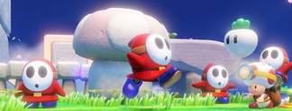 Tests: Captain Toad - Treasure Tracker: Jäger des verlorenen Pilzes
