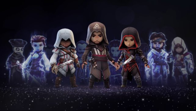 Vielleicht verrät der französische Publisher endlich das Release-Datum des Mobile Games Assasins Creed - Rebellion.