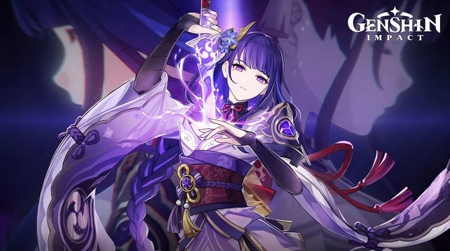 Shougun Raiden ist der Archon von Inazuma und eine 5-Sterne-Figur des 2.1-Updates von Genshin Impact.